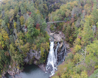 Tallulah Gorge Foliage Tracking