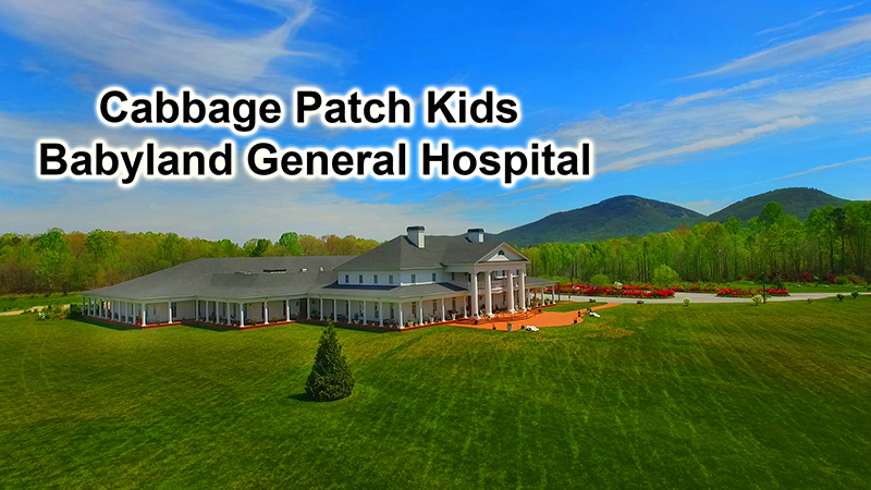 CABBAGE PATCH KIDS BABYLAND GENERAL HOSPITAL