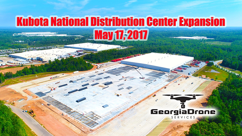 KUBOTA NATIONAL DISTRIBUTION CENTER EXPANSION